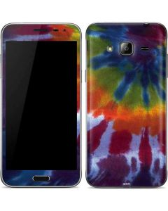 Tie Dye Galaxy J3 Skin