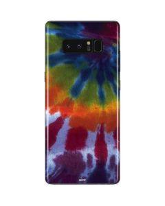 Tie Dye Galaxy Note 8 Skin
