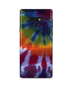 Tie Dye Galaxy Note 9 Skin