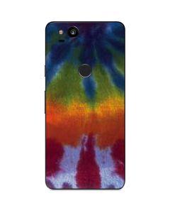 Tie Dye Google Pixel 2 Skin