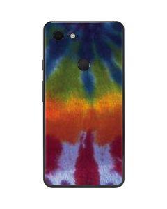 Tie Dye Google Pixel 3 XL Skin