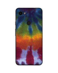 Tie Dye Google Pixel 3a XL Skin