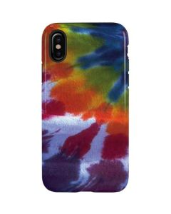 Tie Dye iPhone X Pro Case