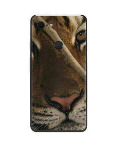 Tiger Portrait Google Pixel 3 XL Skin