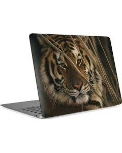 Tiger Portrait Apple MacBook Air Skin