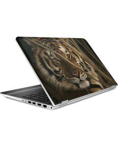 Tiger Portrait HP Pavilion Skin