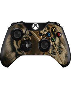 Tiger Portrait Xbox One Controller Skin