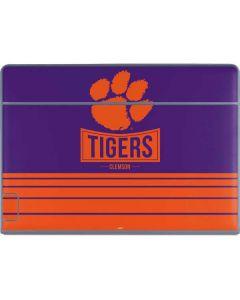 Tigers Clemson Galaxy Book Keyboard Folio 12in Skin