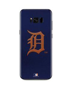 Tigers Embroidery Galaxy S8 Plus Skin