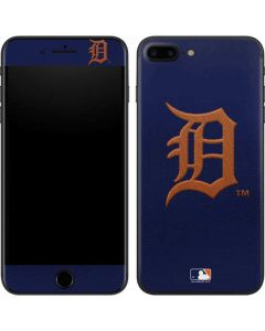 Tigers Embroidery iPhone 8 Plus Skin