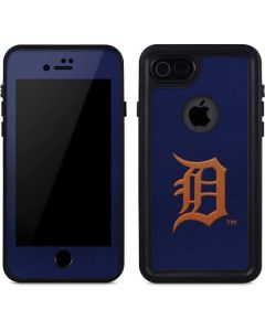 Tigers Embroidery iPhone 8 Waterproof Case