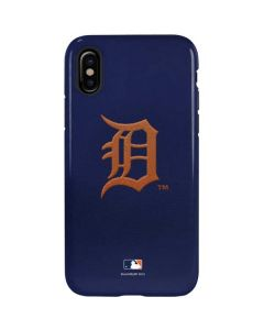Tigers Embroidery iPhone X Pro Case