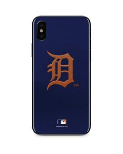 Tigers Embroidery iPhone XS Max Skin