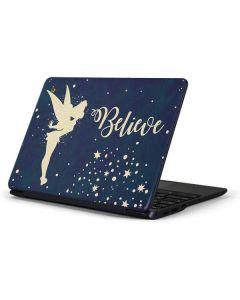 Tinker Bell Believe Samsung Chromebook Skin