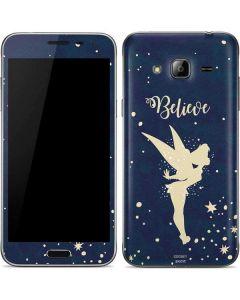 Tinker Bell Believe Galaxy J3 Skin