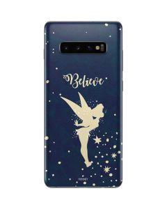 Tinker Bell Believe Galaxy S10 Plus Skin