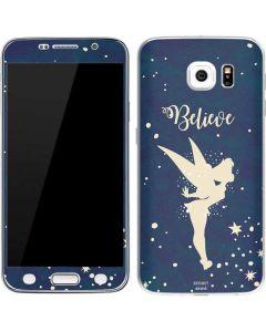 Tinker Bell Believe Galaxy S6 Skin