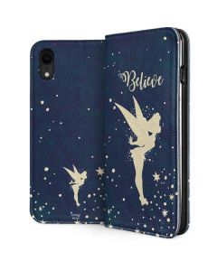 Tinker Bell Believe iPhone XR Folio Case