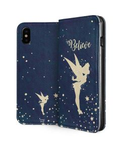 Tinker Bell Believe iPhone XS Max Folio Case