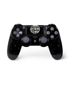 To The Moon And Back BW PS4 Pro/Slim Controller Skin