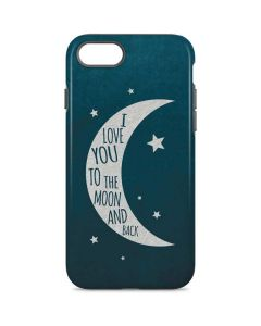 To The Moon And Back iPhone 8 Pro Case