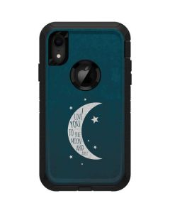 To The Moon And Back Otterbox Defender iPhone Skin
