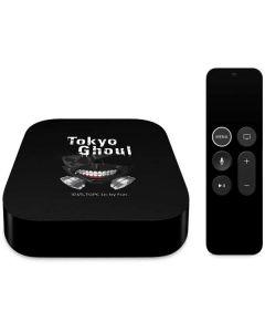 Tokyo Ghoul Apple TV Skin