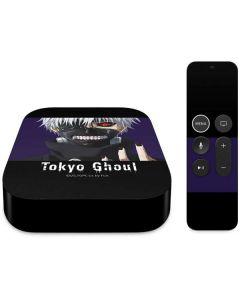 Tokyo Ghoul Ken Kaneki Apple TV Skin
