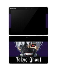 Tokyo Ghoul Ken Kaneki Surface Go Skin