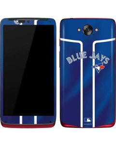 Toronto Blue Jays Alternate Jersey Motorola Droid Skin