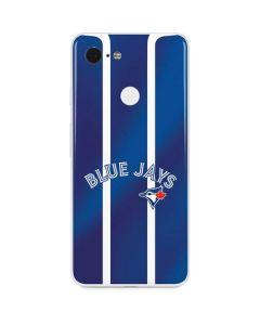 Toronto Blue Jays Alternate Jersey Google Pixel 3 Skin