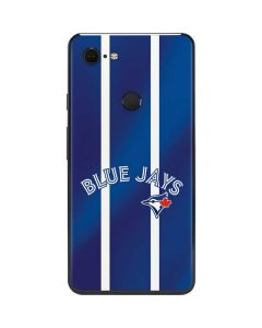 Toronto Blue Jays Alternate Jersey Google Pixel 3 XL Skin