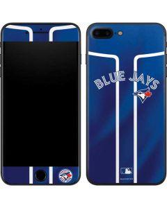Toronto Blue Jays Alternate Jersey iPhone 8 Plus Skin