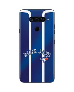 Toronto Blue Jays Alternate Jersey LG V40 ThinQ Skin