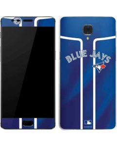 Toronto Blue Jays Alternate Jersey OnePlus 3 Skin