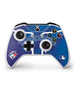 Toronto Blue Jays Alternate Jersey Xbox One S Controller Skin