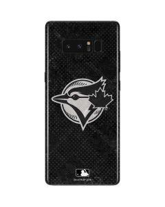 Toronto Blue Jays Dark Wash Galaxy Note 8 Skin