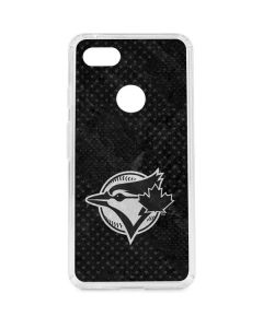 Toronto Blue Jays Dark Wash Google Pixel 3 XL Clear Case