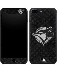 Toronto Blue Jays Dark Wash iPhone 8 Plus Skin