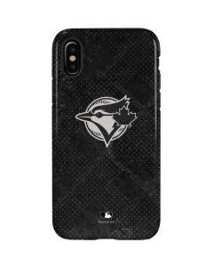 Toronto Blue Jays Dark Wash iPhone XS Pro Case