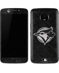 Toronto Blue Jays Dark Wash Moto E4 Plus Skin