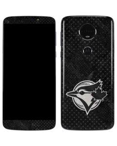 Toronto Blue Jays Dark Wash Moto E5 Plus Skin