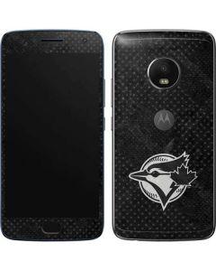 Toronto Blue Jays Dark Wash Moto G5 Plus Skin