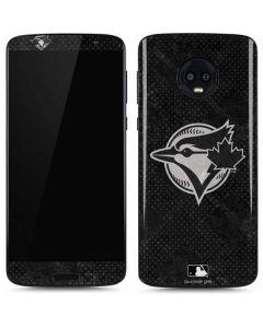 Toronto Blue Jays Dark Wash Moto G6 Skin
