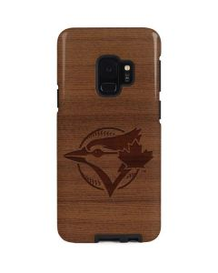 Toronto Blue Jays Engraved Galaxy S9 Pro Case
