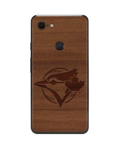 Toronto Blue Jays Engraved Google Pixel 3 XL Skin