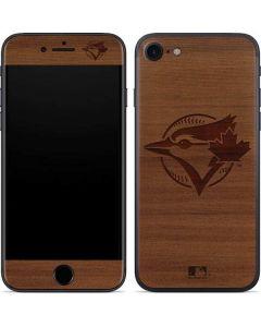 Toronto Blue Jays Engraved iPhone 7 Skin