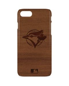 Toronto Blue Jays Engraved iPhone 8 Lite Case