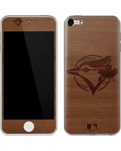 Toronto Blue Jays Engraved Apple iPod Skin
