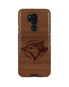 Toronto Blue Jays Engraved LG G7 ThinQ Pro Case